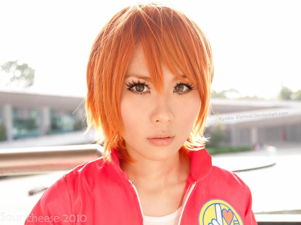 Skip Beat: Mogami Kyoko by elpheal
