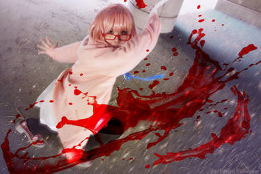 Mirai Kuriyama (Beyond the Boundary) by elpheal