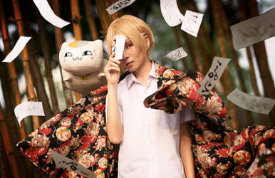 Natsume Yuujin Cho : 3 by elpheal