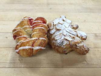 Breakfast Bread by The-MoonWytchCottage