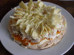 Apricot Dacquoise
