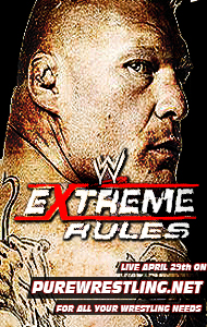 WWE Extreme Rulez Sidebanner by FusionDesignings