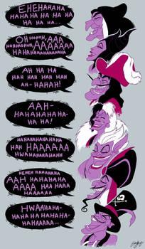 Evil Laughs