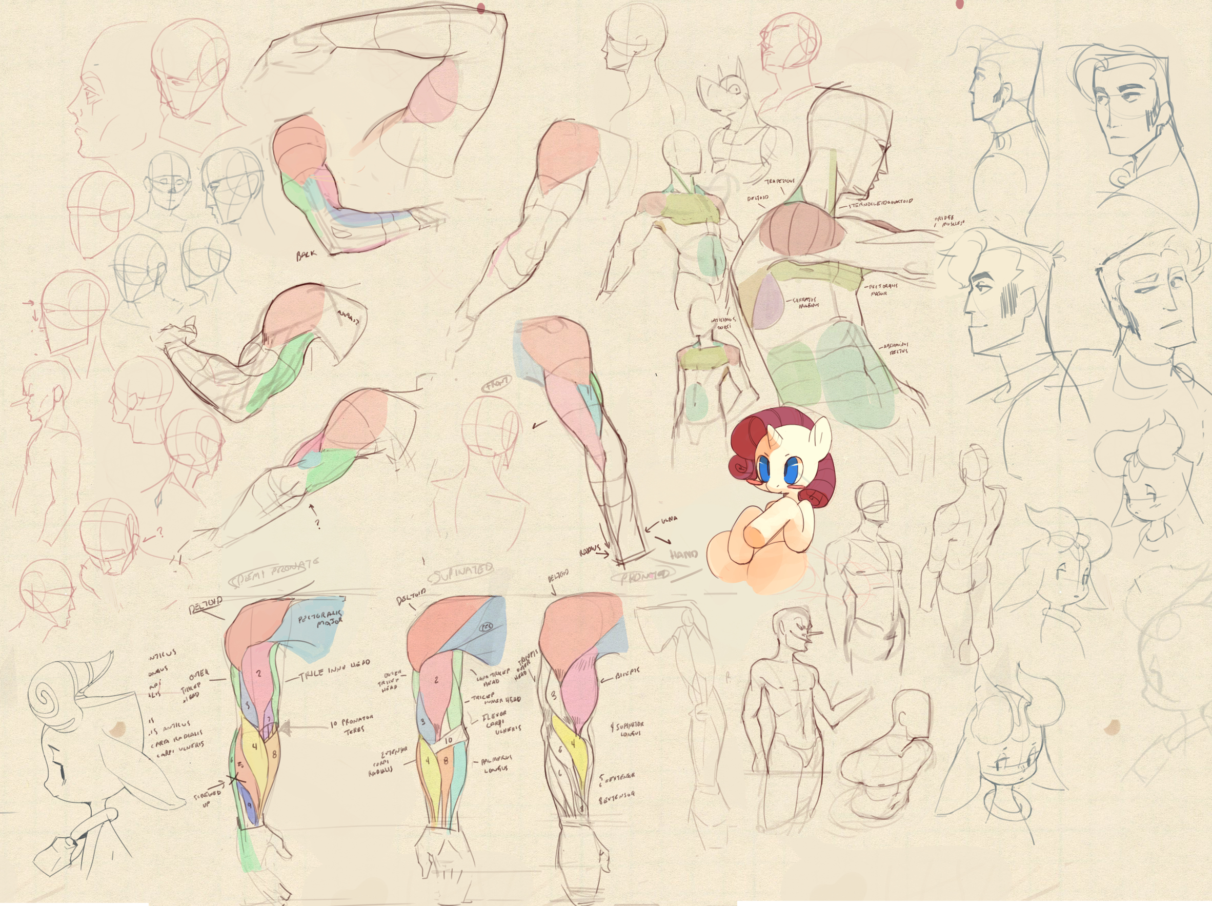 doodle dump by polywomple
