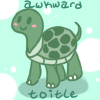 awkward toitle by xBadgerclaw