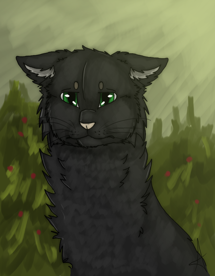 Hollyleaf by Aussienka