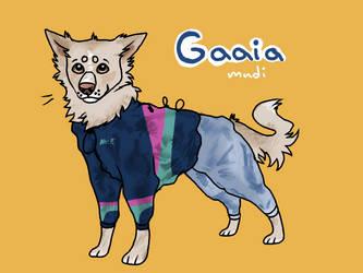 me is doggo by Aussienka
