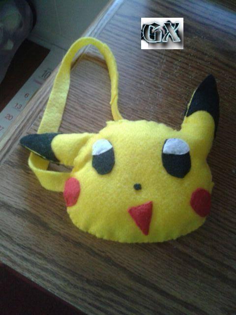 Pikachu Mask by ShadowDTK19