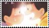 ichimatsu x jyushimatsu stamp by doe-friend