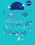 SEA MONSTER PARTY
