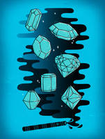 Magic Diamonds by rockst3ady