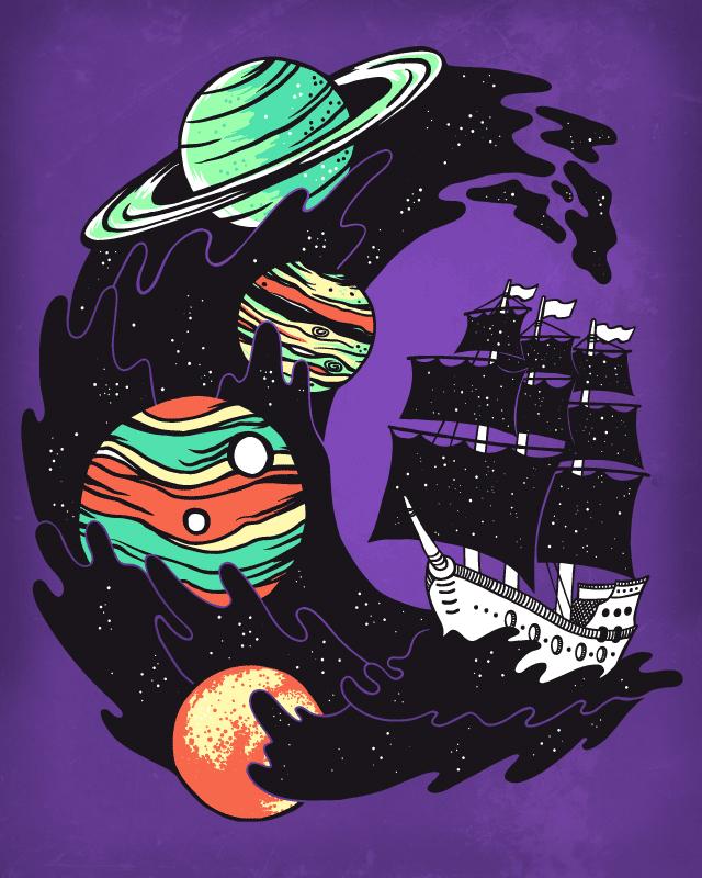 Spaceship by rockst3ady