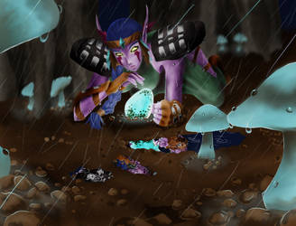Discovery in Zangarmarsh by Kuthinks