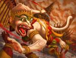 Ramayana: Hanuman
