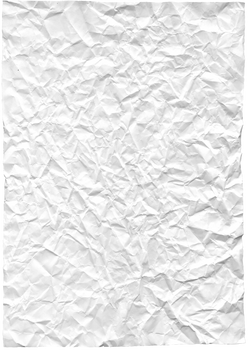 Free use white wrinkled paper texture