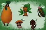Deku characters