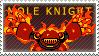Mole Knight Stamp by KingRebecca