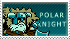 Polar Knight Stamp by KingRebecca