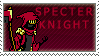 Specter Knight Stamp by QueenOfCuttlefishes