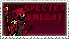 Specter Knight Stamp by KingRebecca