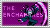 The Enchantress Stamp by KingRebecca