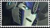 TFP!Optimus' precious smile Stamp by StarryTiger