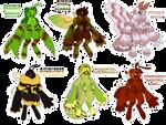 Luuva OTA Batch: Insects (CLOSED)