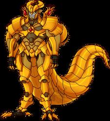 Transformers Prime: Solar Roar by StarryTiger
