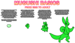 Mugushi: From Egg to Adult by StarryTiger