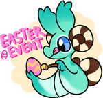 Mugushis: Easter Event by StarryTiger