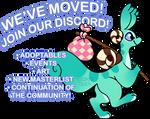 Mugushi: We've moved! by StarryTiger