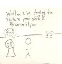 Personality... by mojon