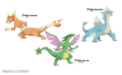 003, 006, 009: Mayhle Starters - Final Stage