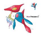 Mega Porygon-Z