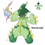Mega Cacturne