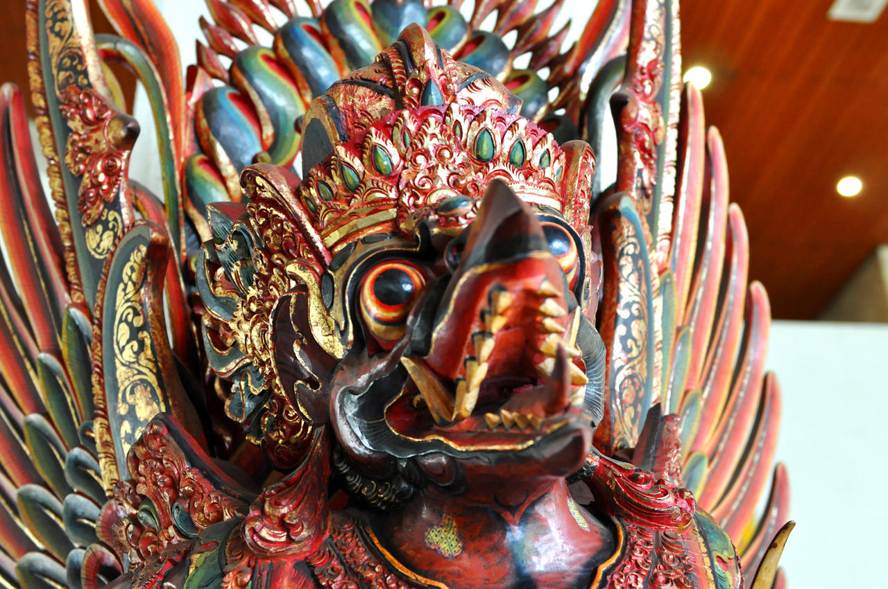 Garuda By Halfenergized On DeviantArt