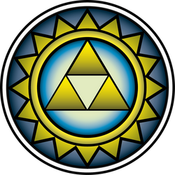 Triforce Emblem by Rayodev