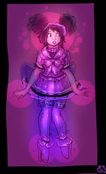 New Trans Rubber Schoolgirl 3 by engineskye