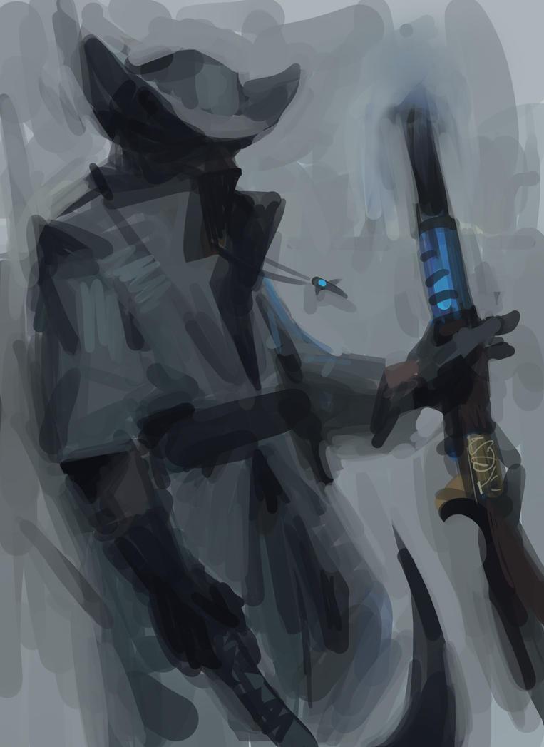 42/365 Bloodborne by blumss