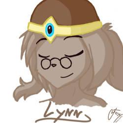 Not-Daily Doodle #9. Lynn
