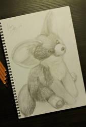 Plushie sketch