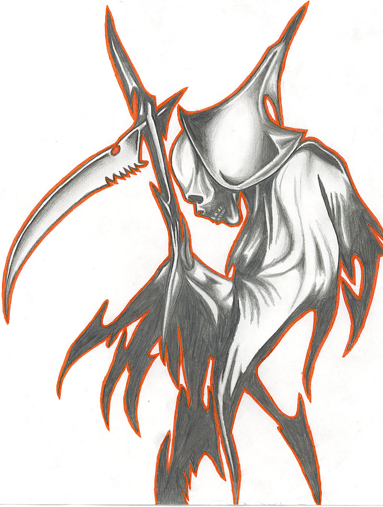 Uncategorized Drawing Of Grim Reaper grim reaper by anarchistmilly on deviantart anarchistmilly