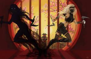 GW: Shadowform by Perynne