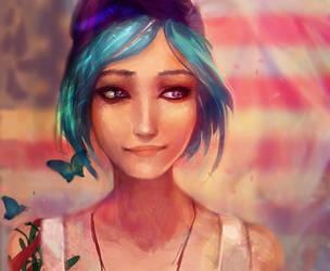 Chloe Life is Strange by Eldensa