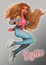 Dytto Barbie Girl by Eldensa