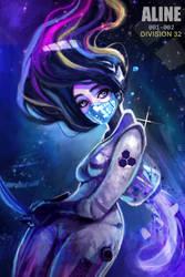 Aline Cosmos by Eldensa