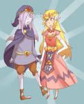 Eros and Apollo