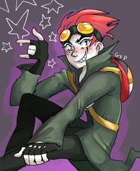 Evil Boy Genius by GaruxPuru