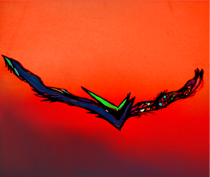 Abstract Wings by masqueradedancer
