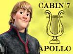 Kristoff: Son of Apollo